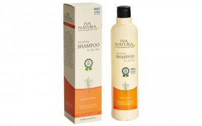 Organik Kuru Saçlar İçin Besleyici Şampuan 400 Ml