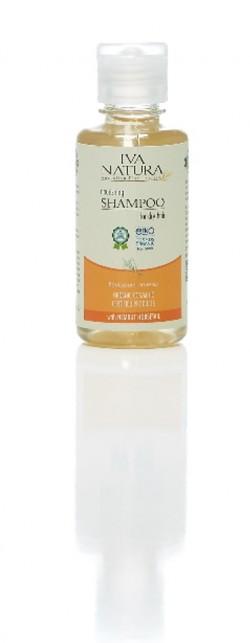 Organik Kuru Saçlar İçin Besleyici Şampuan 50 ml