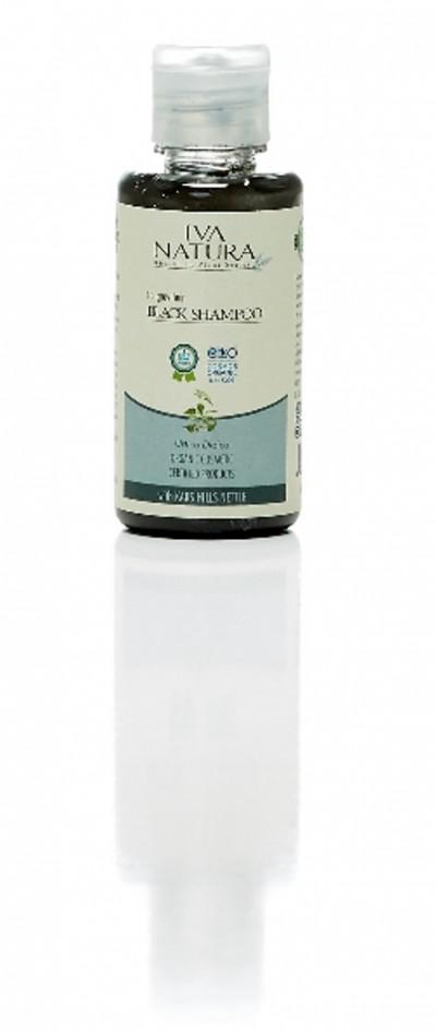 Organik Beyaz Karşıtı Siyah Şampuan 50 ML