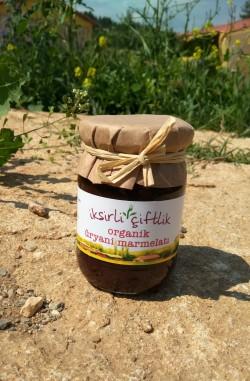 Organik Üryani Marmelatı 190Gr (Elma Suyu Konsantreli)