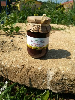 Organik Üryani Marmelatı 370Gr (Elma Suyu Konsantreli)