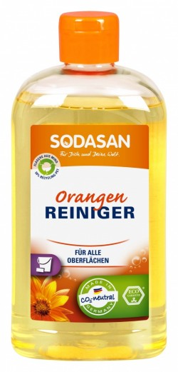 Genel Temizlik- Portakallı, Konsantre, Organik 500ml