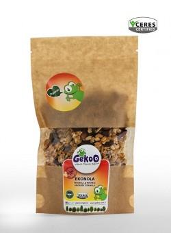 Organik Fındıklı Meyveli Granola 375g