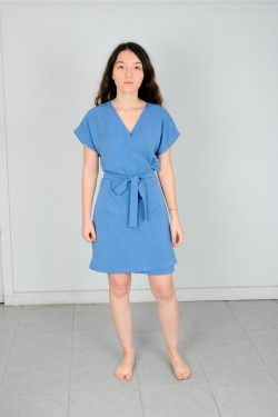 Ursula Wrap Dress