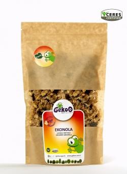 Organik Cevizli Meyveli Granola 375g