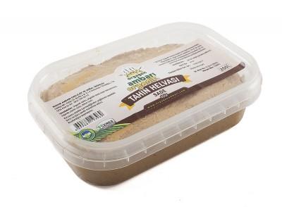 Organik ve Şekersiz Tahin Helvası 250 gr