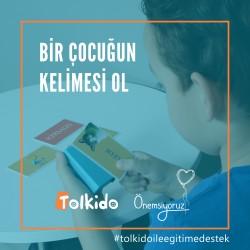 Tolkido ile Eğitime Destek Olun - 100 TL
