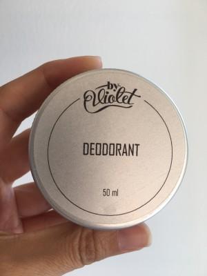 By Violet Deodorant