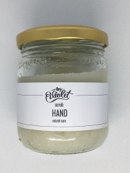 by violet hand scrub 210ml