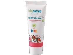 BioPlante Çocuk Diş Macunu - Organik Çilek ve Muz - 75 ml