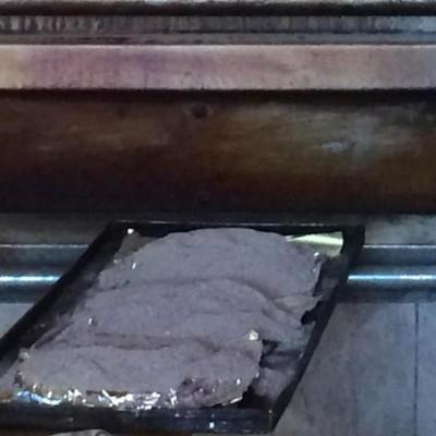 Yöresel Kül Çöreği (sipariş üzerine)