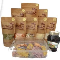bebek ek gıda doğal sofra seti(1)