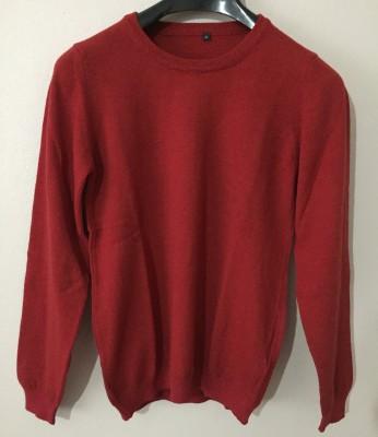 %100 Lemswool Yün Kadın Model Kırmızı