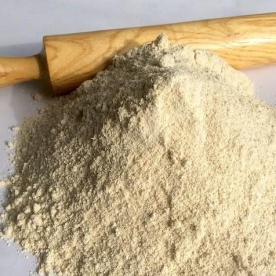 Orgagen Ambarı Doğal Kara Buğday Unu 1 kg