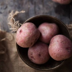 Organik Kırmızı Patates 0,5kg