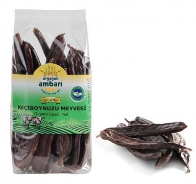 Orgagen Ambarı Organik Keçiboynuzu Meyvesi 350 gr