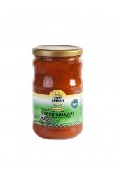 Orgagen Ambarı Organik Tatlı Biber Salçası 660 gr