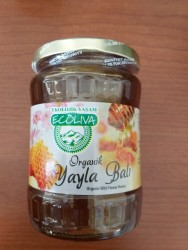 Ecoliva Organik Yayla Balı