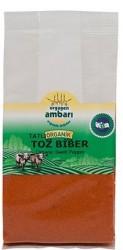 Orgagen Ambarı Organik Tatlı Toz Biber 100 GR