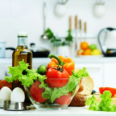 Organik Mevsimsel Sebze, Meyve, Yeşillik ve Yumurta Paketi