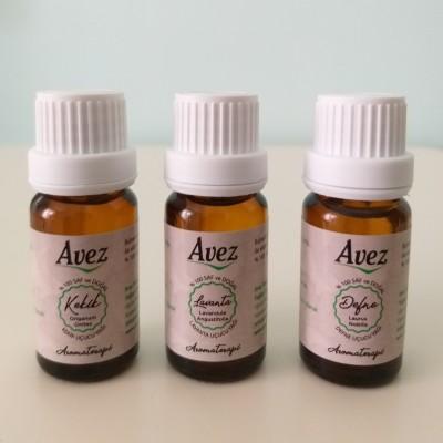 Aromaterapi 3'lü Yağ Seti