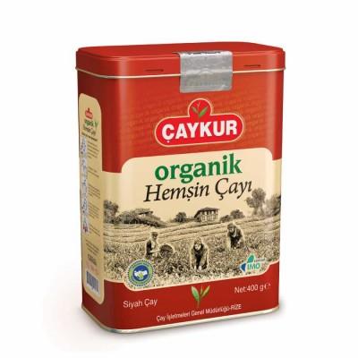 Çaykur Organik Hemşin Çayı (teneke Kutu) 400 Gr