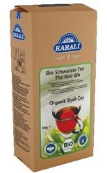 Karali Organik Siyah Çay 500 Gr