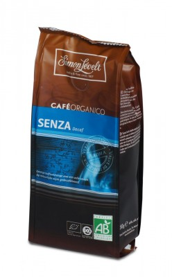 Organik Senza Kafeinsiz Filtre Kahve-250 Gr
