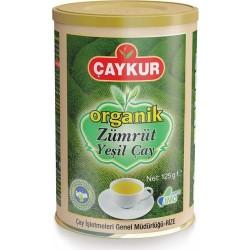 Çaykur Organik Zümrüt Yeşil Çay 125 GR