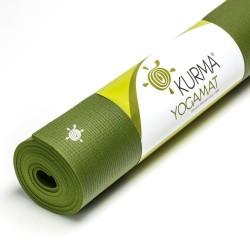 Kurma Lite Yoga Mat 4.2 mm-Yeşil