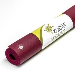 Kurma Lite Yoga Mat 4.2 mm-Bordo