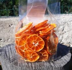Kurutulmuş Portakal Cipsi 50 Gr