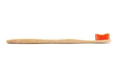 Humble Brush Yetişkin Diş Fırçası Kırmızı(Bir al, bir bağışl