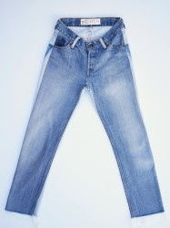 0023 Straight Skinny Remade Jean
