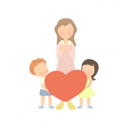 Anne - Çocuk Gelişim Rehberliği Programı / 100 TL Destek