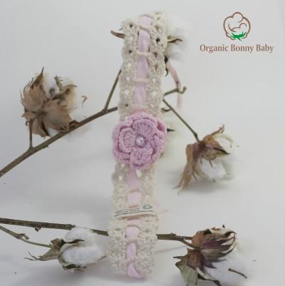 Organic Bonny Baby Saç Bandı