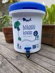 Bokashi Kompost Kovası-İstanbul İçi