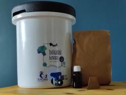 Bokashi Kompost Seti