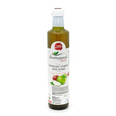 Harmanyeri Organik Elma Sirkesi 500 Ml