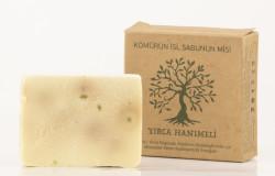 Zeytinyağı Sabunu - Kekikli (1 Adet / Kutu Paketleme)