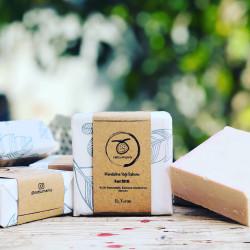 Mandalina Yağlı, Keçi Sütlü El Yapımı Sabun