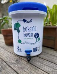 Bokashi Kompost Kovası-İstanbul Dışı
