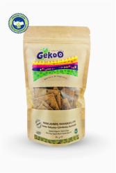 Gekoo Org. Fırınlanmış Baharatlı Cips Keten Tohumu-Çörekotu