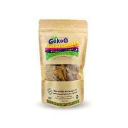 Gekoo Baharatlı Organik Cips (keten Tohumu-çörekotu) 115 Gr