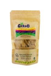 Gekoo Organik Sade Vegan Cips -tam Buğday & Zeytinyağı-115g