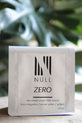 Zero, Two Single Origin Filter Blend