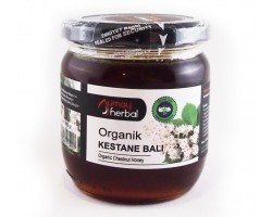 Organik Kestane Balı - 480 Gr