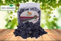Organik Çekirdekli Siyah Üzüm - 250 Gr