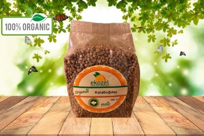 Organik Karabuğday (Greçka) - 500 Gr