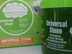 Universal Stone Çok Amaçlı Doğal Temizleyici 800gr ve 2 Adet Özel Sünger